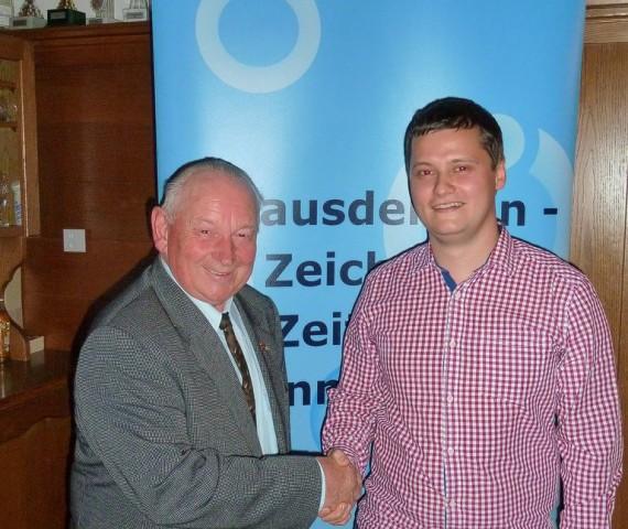 Ludwig Zach und sein Nachfolger